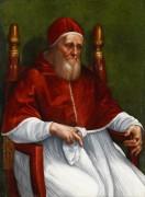 Папа Юлий II - Рафаэль, Санти
