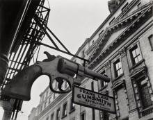Оружейная и полицейский участок, Манхэттен, 1937 - Эббот, Беренис