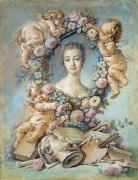 Мадам де Помпадур - Буше, Франсуа