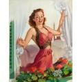 Женщина в окне - Элвгрен, Джил