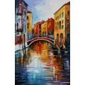 Canal In Venice - Афремов, Леонид (20 век)