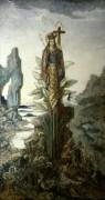 Мистический цветок - Моро, Гюстав
