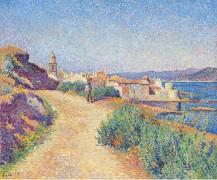Сен-Тропе, 1892 - Люс, Максимильен