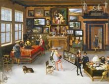 Искусство и наука, 1650 - Сталбемт, Адриан ван