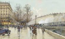 Бульвар Перер в Париже - Гальен-Лалу, Эжен