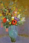 Букет полевых цветов - Редон, Одилон