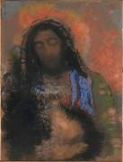 Священное сердце - Редон, Одилон