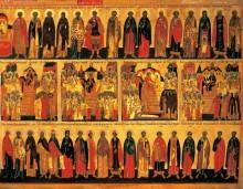 Семь вселенских соборов (XVIII в)