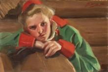 Девушка из Муры - Цорн, Андерс