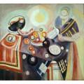 Кофейник (или Португальский натюрморт) - Делоне, Роберт