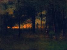 Закат в Джорджии - Иннесс, Джордж