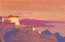 Тибет. Монастырь гелукпа - Рерих, Николай Константинович