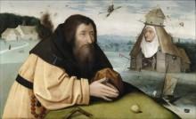 Искушение св Антония, 1505 - Босх, Иероним (Ерун Антонисон ван Акен)