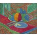 Натюрморт с фруктами - Смит, Мэтью