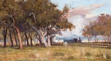 Утренний поезд, 1887 - Мак-Каббин, Фредерик