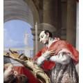 Святой Карло Борромео - Тьеполо, Джованни Баттиста