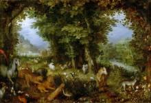 Рай земной - Брейгель, Ян (Старший)