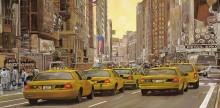 Такси в Нью-Йорке - Борелли, Гвидо (20 век)