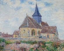 Церковь в Пор-Жуа, Эр - Луазо, Гюстав