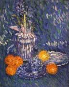 Натюрморт с апельсинами. 1902 - Явленский, Алексей