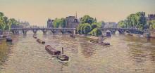 Новый мост в Париже, 1938-1942 - Кариот, Густав