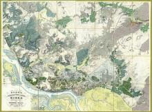 План города Киева и окрестностей. 1842