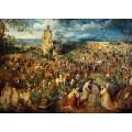Несение креста - Брейгель, Питер (Старший)