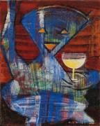 Портрет художника в образе херувима - Эрнст, Макс