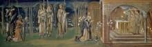 Нахождение святого грааля - Бёрн-Джонс, Эдвард
