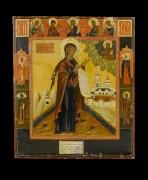 Икона Б.М. Боголюбская (1843)