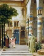 Еврейский квартал в Дамаске - Лейтон, Фредерик
