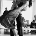 Пара,танцующая на домашнем празднике -  Джиардино, Патрик