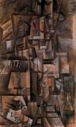 Aficionado, Torrero, 1912 - Пикассо, Пабло