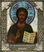 Христос Вседержитель (ок.1850) - Феофан Грек