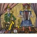 Музицирующие клоуны - Бюффе, Бернар
