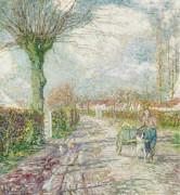 Возвращение на ферму, 1906 - Монтиньи, Дженни