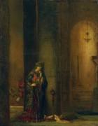 Саломея в темнице - Моро, Гюстав