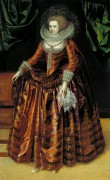 Энн Уэртли, позднее леди Мортон