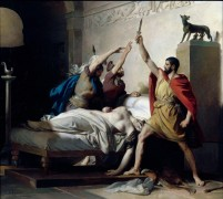 Смерть Лукреции - Фрагонар, Жан Оноре