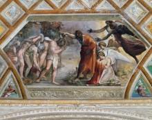 Крещение Христа - Рафаэль, Санти