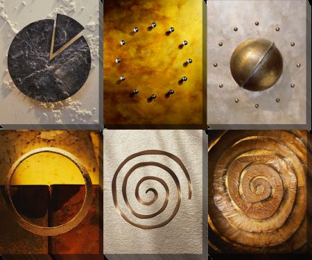 Спирали и круги