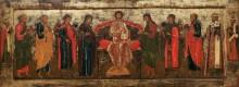 Деисусный чин (ок.1680)