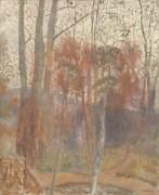 Деревья в Бьевре - Редон, Одилон