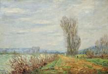 Утренний эффект, берег Йонна, 1905 - Пикабиа, Франсис