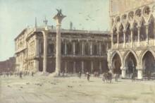 Библиотека Сансовино, Венеция -  Сиго, Эдвард