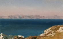 Остров Хиос - Лейтон, Фредерик