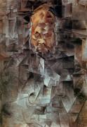 Портрет Амбруаза Воллара, 1910 - Пикассо, Пабло