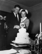 Рональд Рейган и его невеста