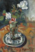 Розы в стакане - Валадон, Сюзанна