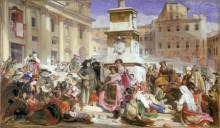 Пасха в Риме - Льюис, Джон Фредерик
